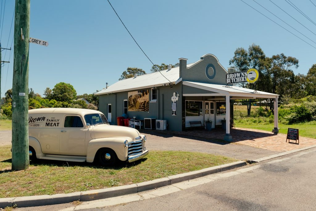 Browns butchery - Clarence Town - Dungog Visitor Centre