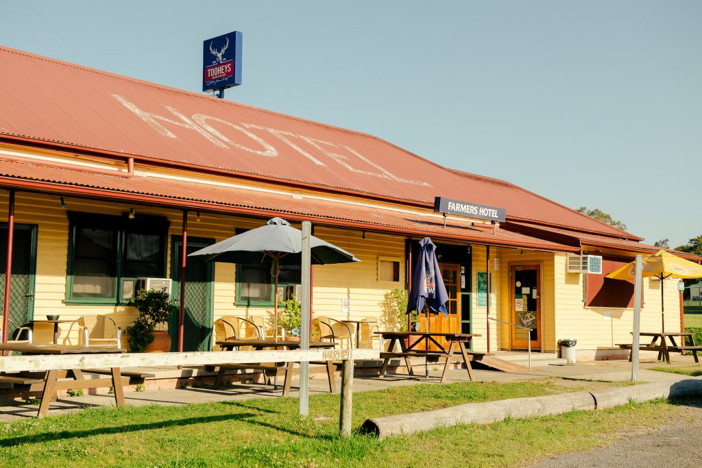 Drt library Vacy - Dungog Visitor Centre