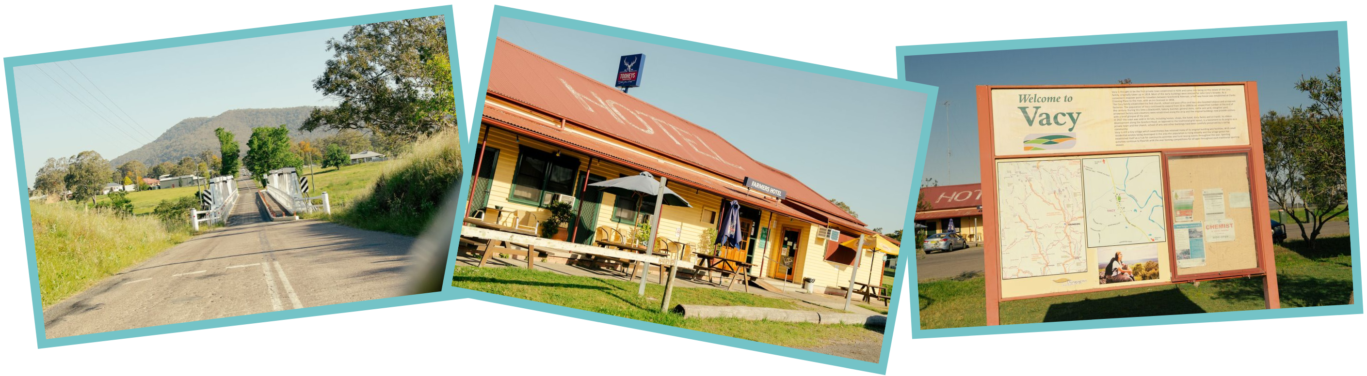 Experience Vacy - Dungog Visitor Centre
