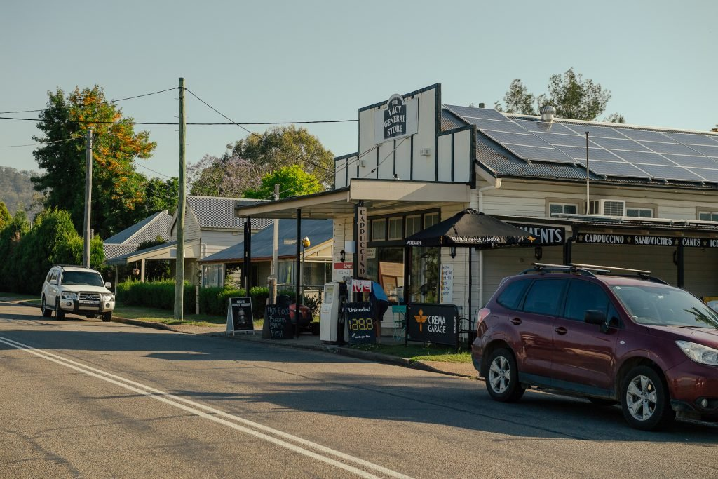 Vacy general store - Dungog Visitor Centre
